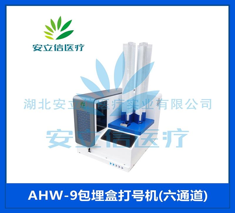江苏AHW-9包埋盒打号机(六通道)